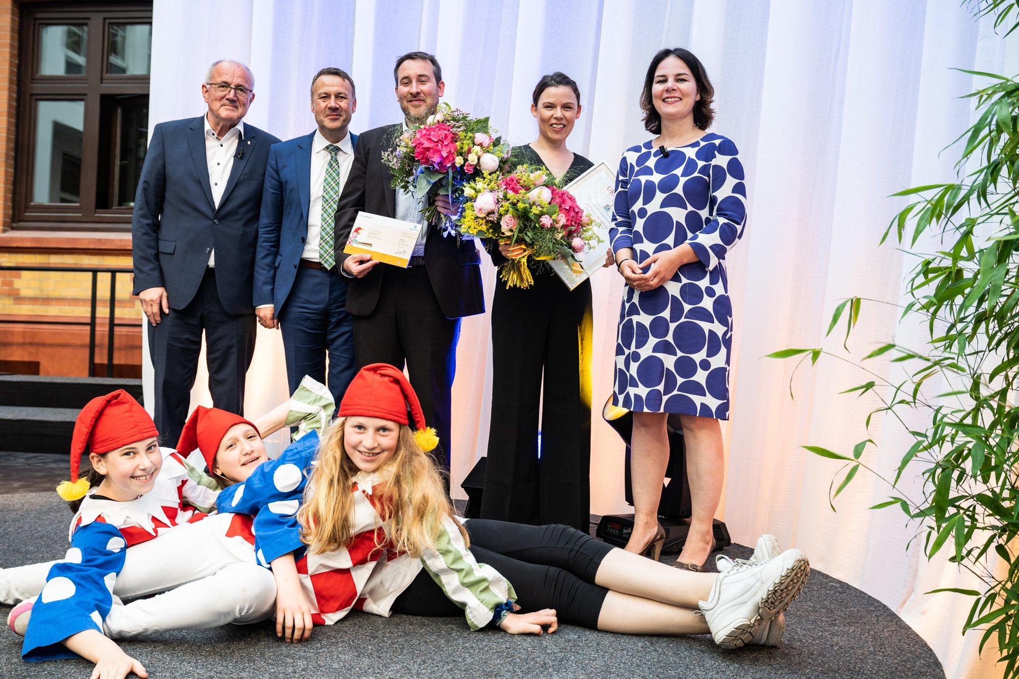 38. Kinderschutzpreis-Verleihung, HanseMerkur Versicherung, Hamburg den 20.6.2019